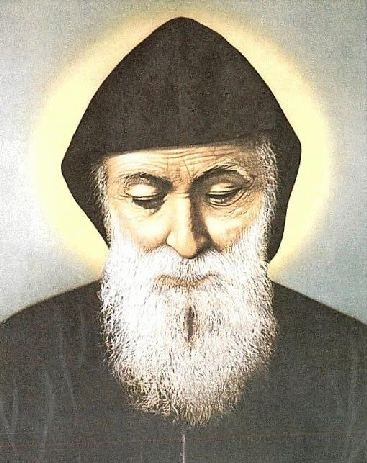 Znalezione obrazy dla zapytania saint Charbel